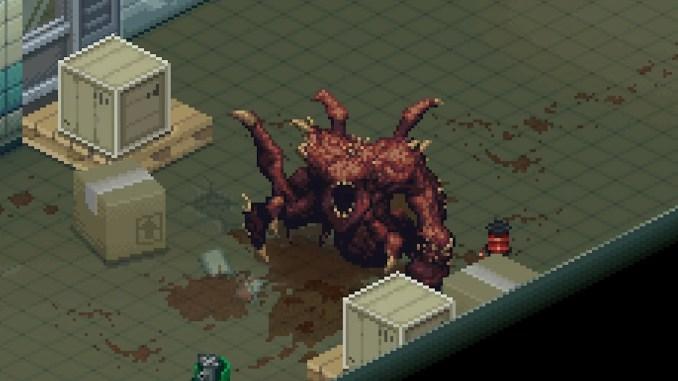 Stranger Things 3: The Game screenshot 1