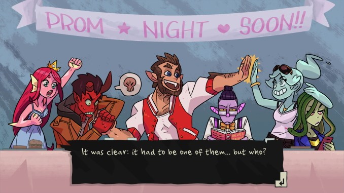Monster Prom + Second Term screenshot 1