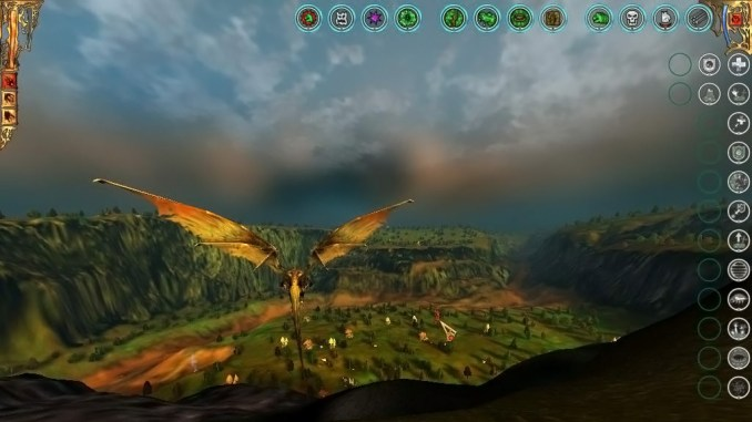 The I of the Dragon screenshot 1