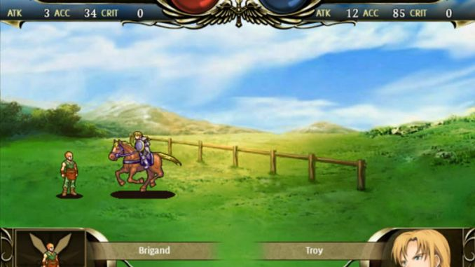 Vestaria Saga I: War of the Scions screenshot 2