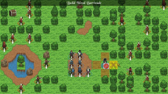 Telepath Tactics screenshot 3
