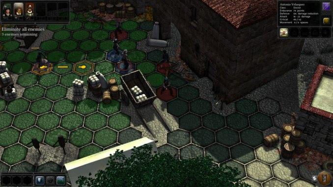 Expeditions: Conquistador screenshot 2
