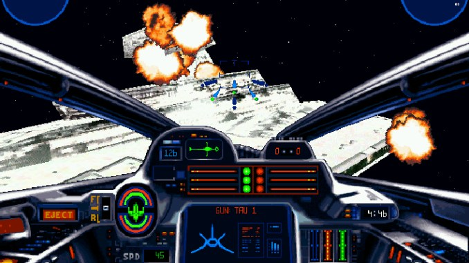 STAR WARS: X-Wing Special Edition screenshot 1