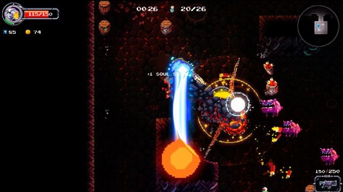 Hellmut: The Badass from Hell screenshot 2