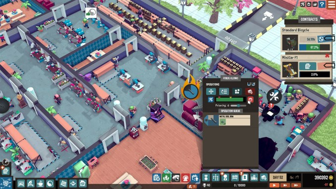 Little Big Workshop screenshot 2
