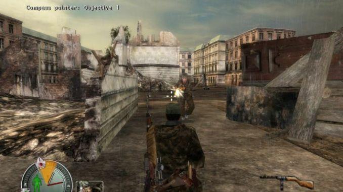 Sniper Elite: Berlin 1945 screenshot 1