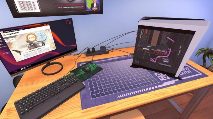 PC Building Simulator screenshot 2