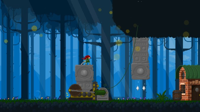 Mable & The Wood screenshot 1