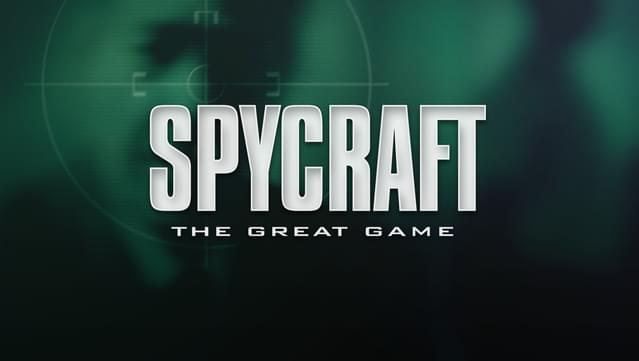 spycraft the great game