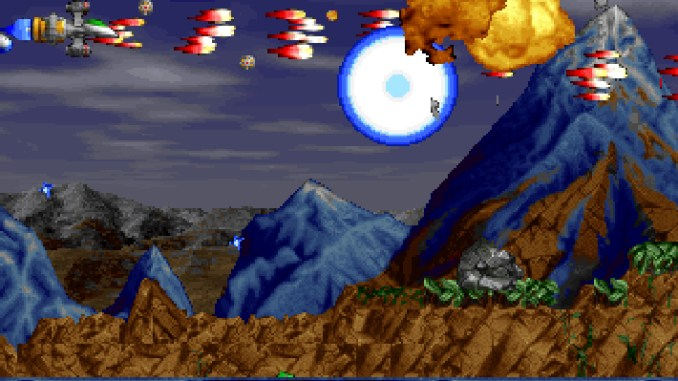 Stargunner screenshot 2
