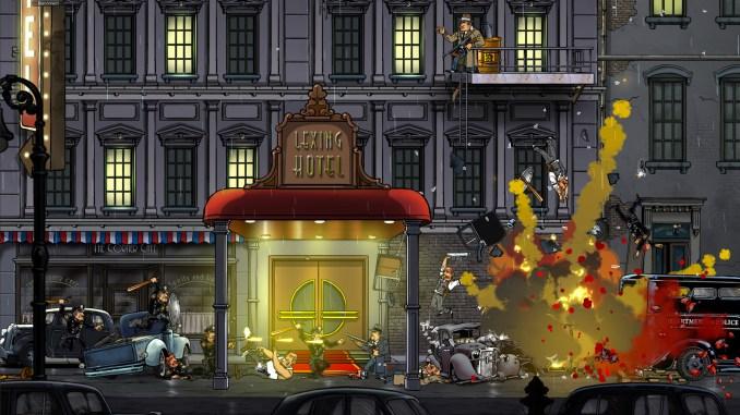Guns, Gore & Cannoli 2 screenshot 1