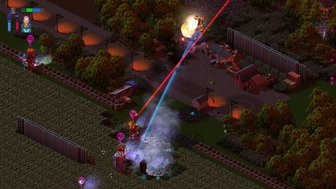 Brigador: Up-Armored Edition screenshot 2
