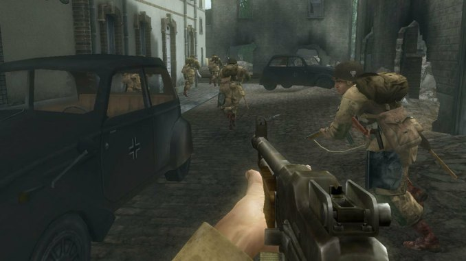 Brothers in Arms: Earned in Blood screenshot 2