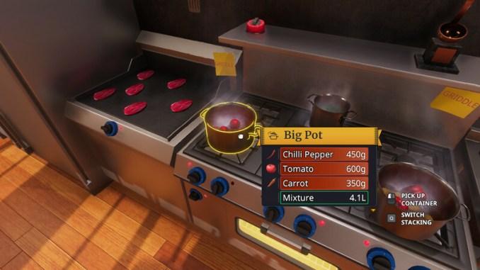 Cooking Simulator screenshot 1