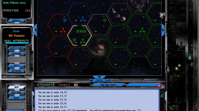 Star Trek: Starfleet Command III screenshot 1