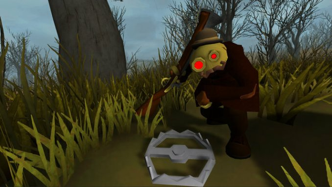 Sir, You Are Being Hunted screenshot 2