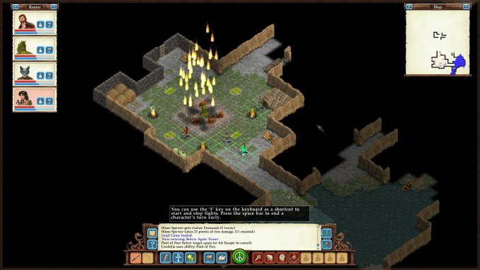 Avernum 3: Ruined World screenshot 1