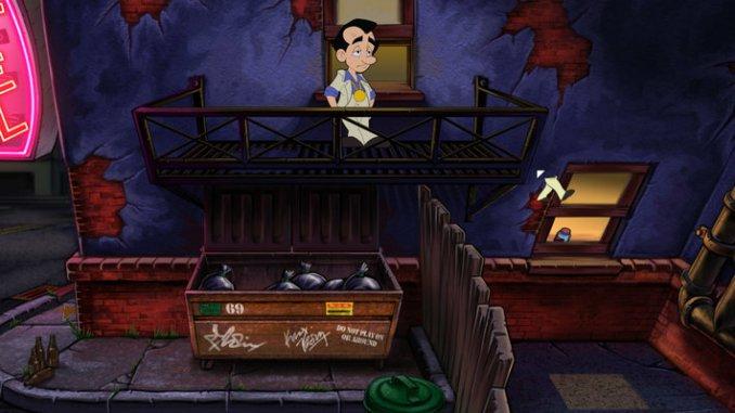 Leisure Suit Larry: Reloaded screenshot 3