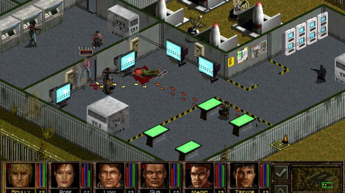 Jagged Alliance 2: Unfinished Business screenshot 2