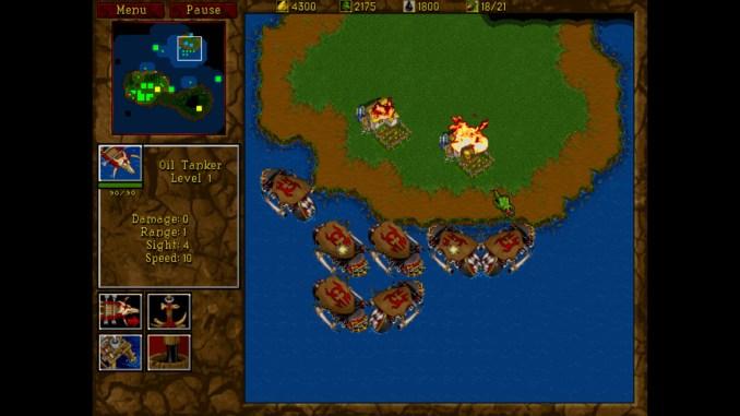 Warcraft II Battlenet Edition screenshot 2