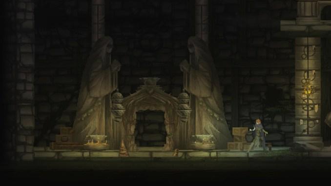 Dark Devotion screenshot 2