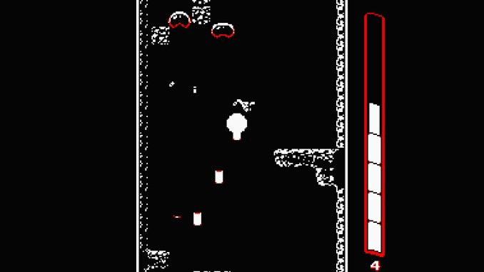 Downwell screenshot 1