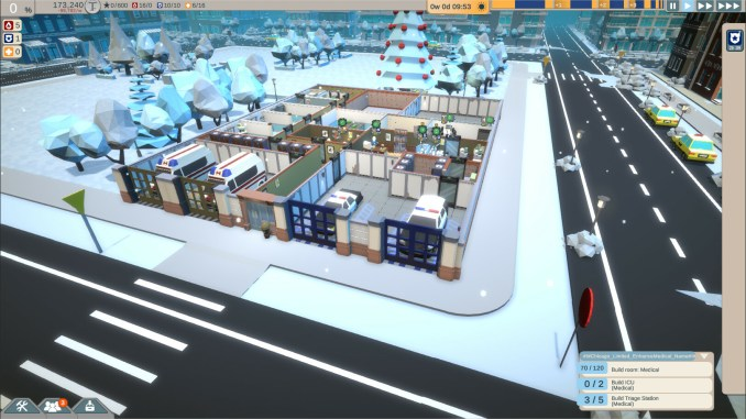 Rescue HQ - The Tycoon screenshot 1