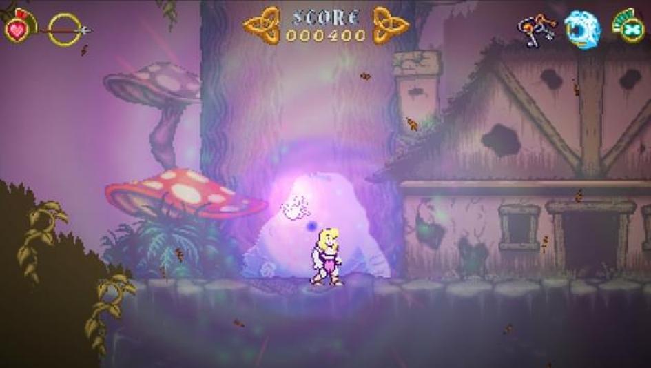Image result for battle princess madelyn ghost