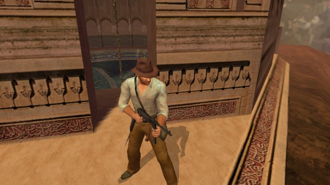 Indiana Jones and the Emperor's Tomb screenshot 1