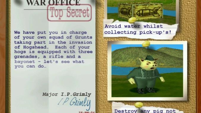 Hogs of War screenshot 2