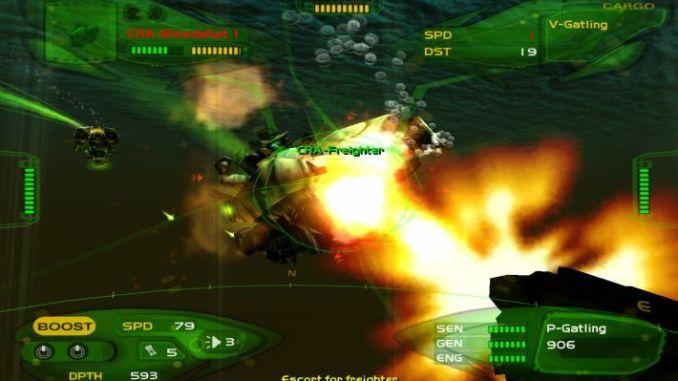 AquaNox screenshot 1