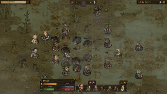 Battle Brothers screenshot 3