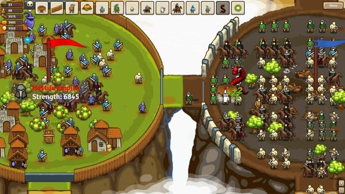 Circle Empires screenshot 1