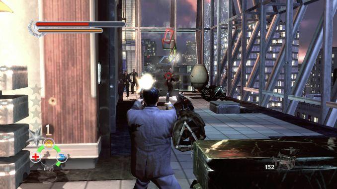 Stranglehold screenshot 1
