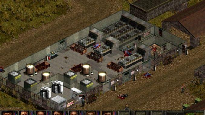 Jagged Alliance 2: Wildfire screenshot 1