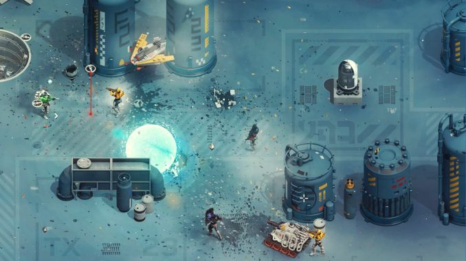 SYNTHETIK: Legion Rising screenshot 3