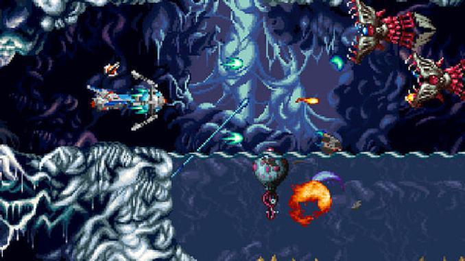 Pulstar (1995) screenshot 3