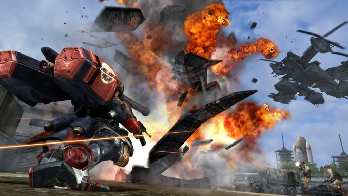 Metal Wolf Chaos XD screenshot 2