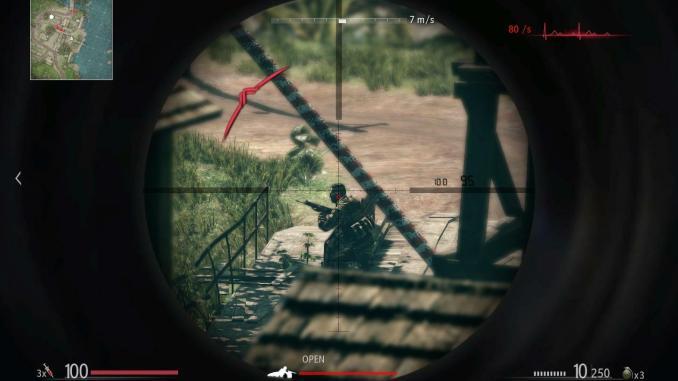 Sniper: Ghost Warrior screenshot 1