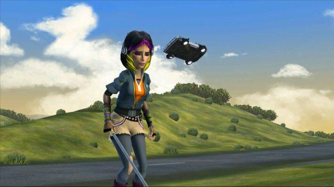 Back to the Future: The Game screenshot 2