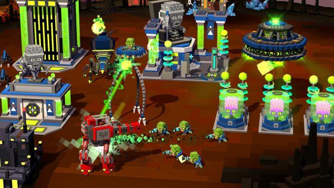 8-bit Invaders screenshot 1