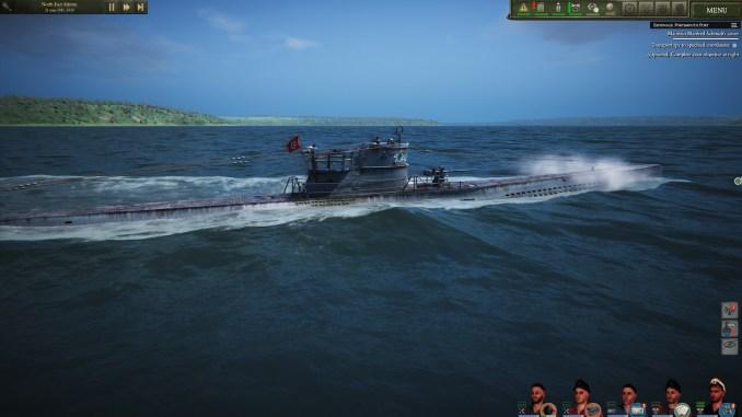 UBOAT screenshot 1