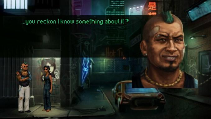Technobabylon: Deluxe Edition screenshot 1