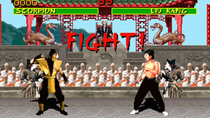 Mortal Kombat 1+2+3 screenshot 1