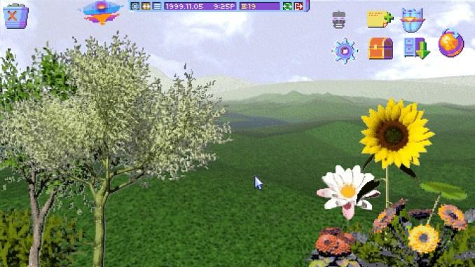 Hypnospace Outlaw screenshot 3