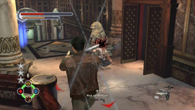 Stranglehold screenshot 3