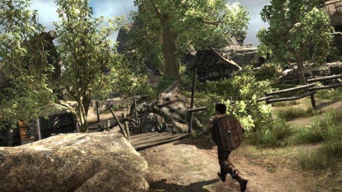 ArcaniA + Fall of Setarrif screenshot 1