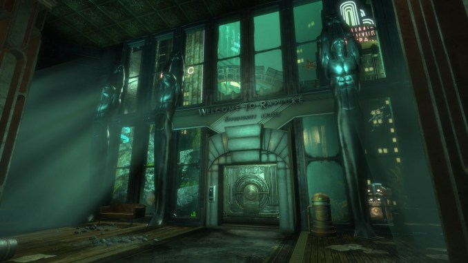 BioShock Remastered screenshot 1