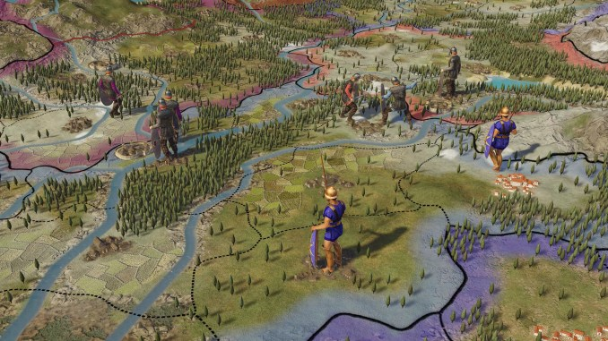 Imperator: Rome Deluxe Edition screenshot 2