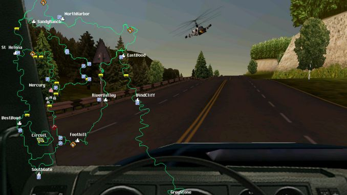 Hard Truck 2: King of the Road screenshot 3